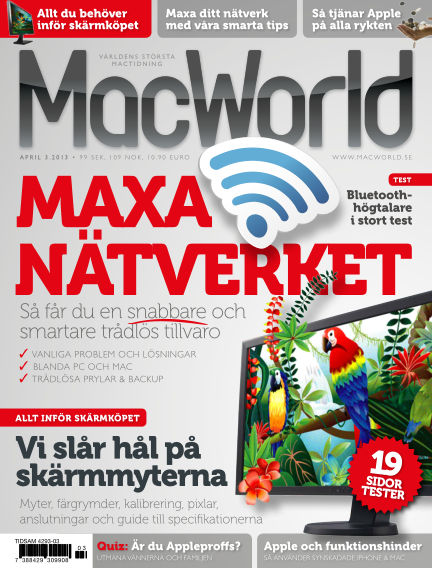 MacWorld (Inga nya utgåvor) March 19, 2013 00:00