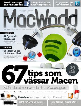 MacWorld (Inga nya utgåvor) 2013-04-16