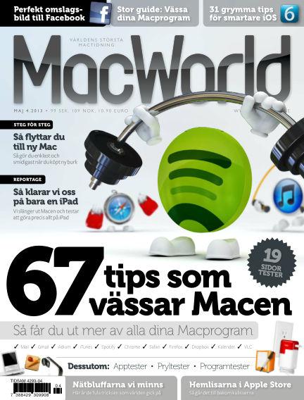 MacWorld (Inga nya utgåvor) April 16, 2013 00:00