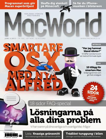 MacWorld (Inga nya utgåvor) May 21, 2013 00:00