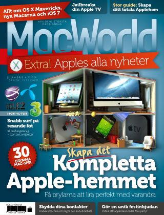 MacWorld (Inga nya utgåvor) 2013-06-20