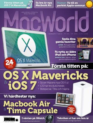 MacWorld (Inga nya utgåvor) 2013-07-25