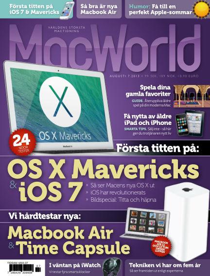 MacWorld (Inga nya utgåvor) July 25, 2013 00:00