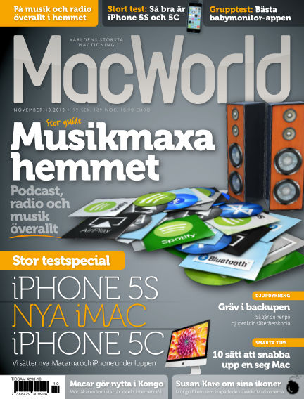 MacWorld (Inga nya utgåvor) October 15, 2013 00:00