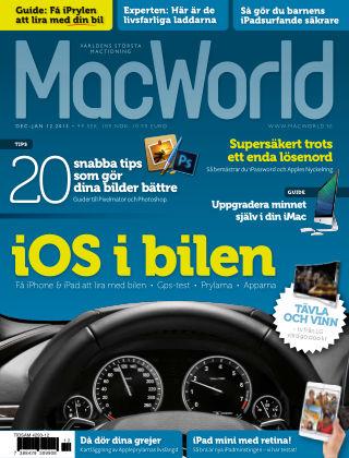 MacWorld (Inga nya utgåvor) 2013-12-10