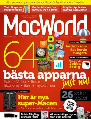 MacWorld (Inga nya utgåvor) 2014-01-17