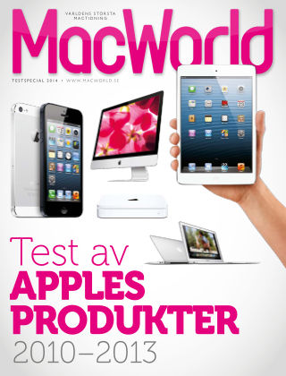 MacWorld (Inga nya utgåvor) 2014-01-29