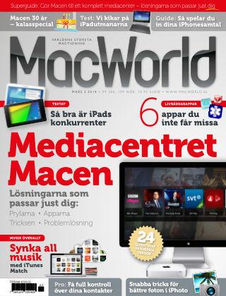 MacWorld (Inga nya utgåvor) 2014-02-21