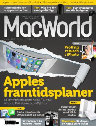 MacWorld (Inga nya utgåvor) 2014-03-21