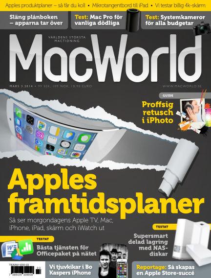 MacWorld (Inga nya utgåvor) March 21, 2014 00:00