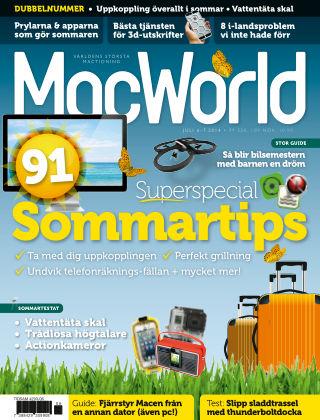 MacWorld (Inga nya utgåvor) 2014-06-20