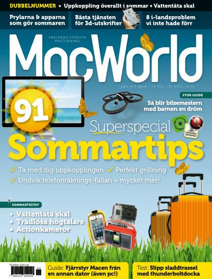MacWorld (Inga nya utgåvor) June 20, 2014 00:00
