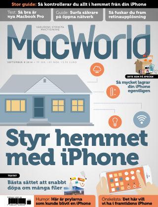MacWorld (Inga nya utgåvor) 2014-08-25