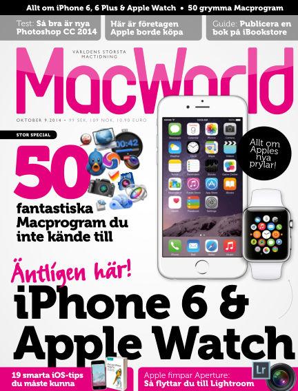 MacWorld (Inga nya utgåvor) September 17, 2014 00:00