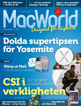 MacWorld (Inga nya utgåvor) 2014-11-10