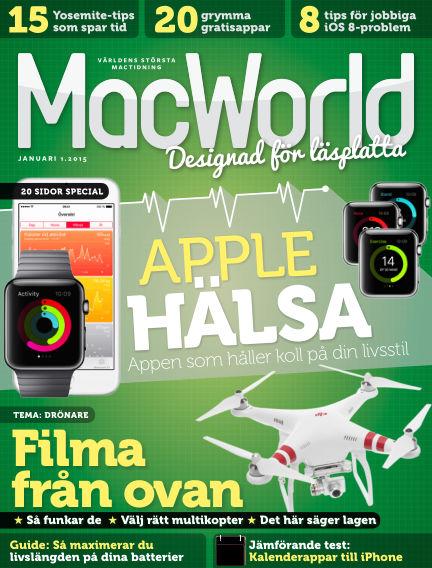 MacWorld (Inga nya utgåvor) January 20, 2015 00:00