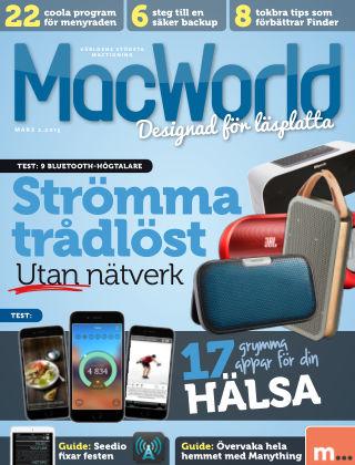 MacWorld (Inga nya utgåvor) 2015-02-20