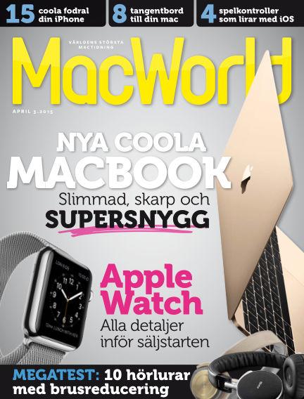 MacWorld (Inga nya utgåvor) March 11, 2015 00:00