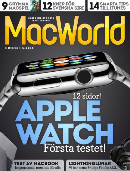 MacWorld (Inga nya utgåvor) May 15, 2015 00:00