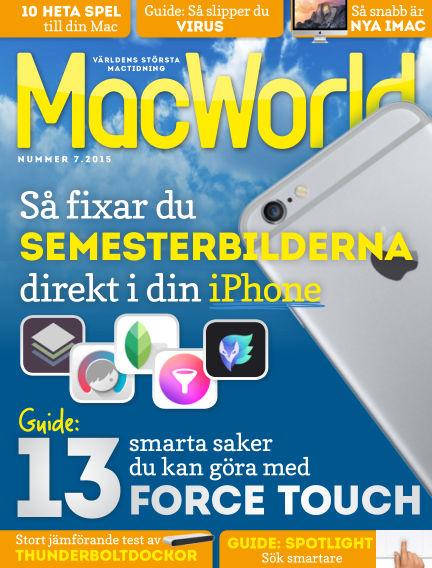 MacWorld (Inga nya utgåvor) August 21, 2015 00:00