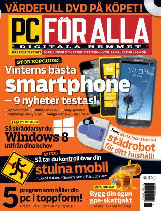 PC för Alla 2013-01-22