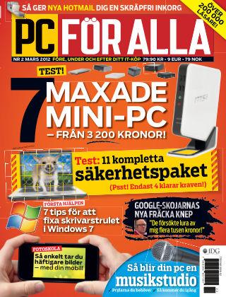 PC för Alla 2012-02-10