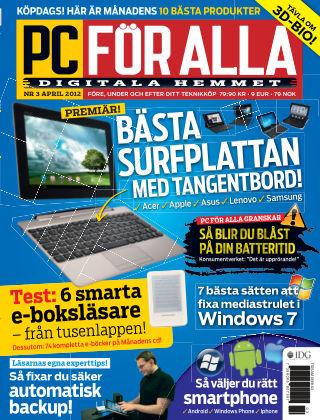 PC för Alla 2012-03-09