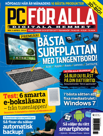 PC för Alla March 09, 2012 00:00