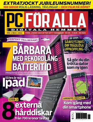 PC för Alla 2012-04-10
