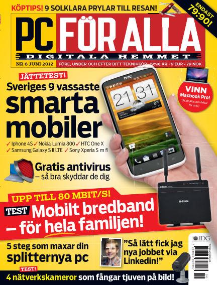 PC för Alla June 05, 2012 00:00
