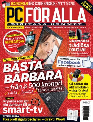 PC för Alla 2012-08-17