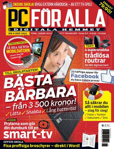 PC för Alla August 17, 2012 00:00