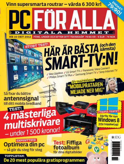 PC för Alla September 18, 2012 00:00