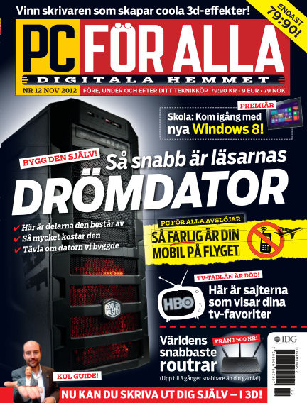 PC för Alla November 06, 2012 00:00