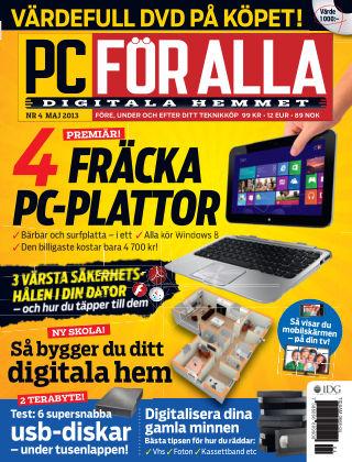 PC för Alla 2013-04-16