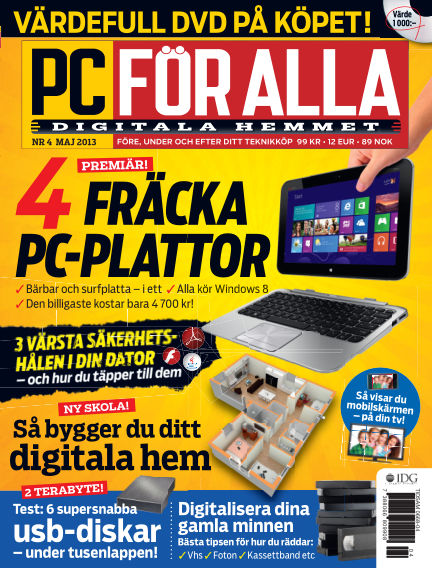 PC för Alla April 16, 2013 00:00