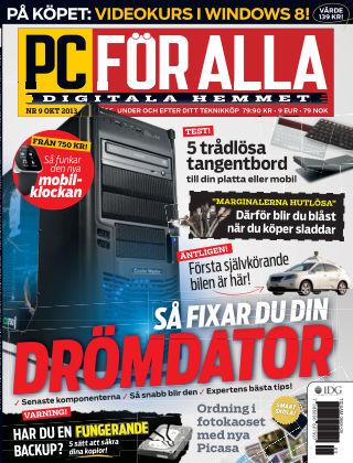 PC för Alla 2013-09-10