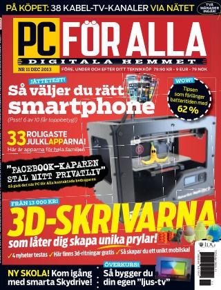 PC för Alla 2013-11-12