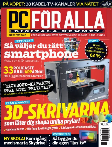 PC för Alla November 12, 2013 00:00