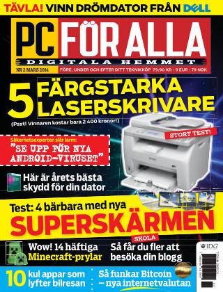 PC för Alla 2014-02-11