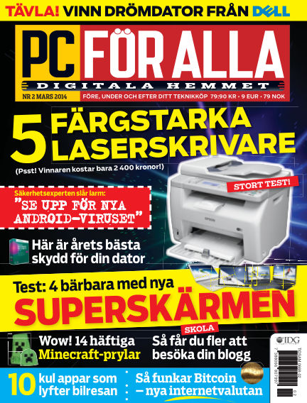 PC för Alla February 11, 2014 00:00