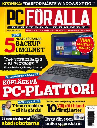 PC för Alla 2014-04-08