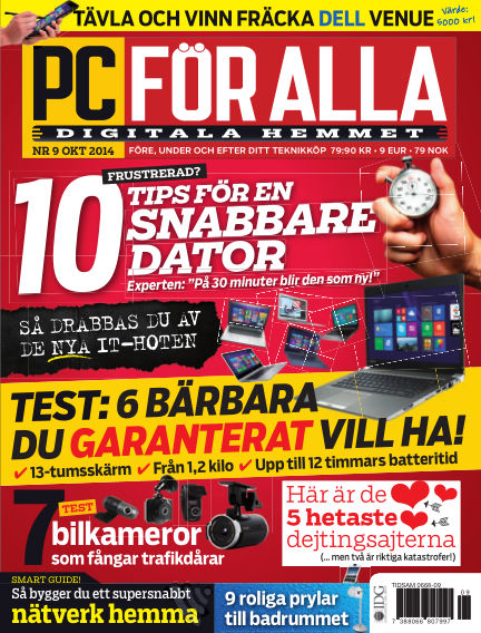 PC för Alla September 17, 2014 00:00