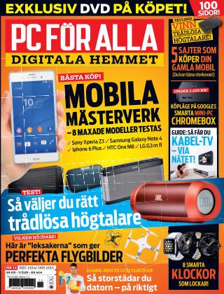PC för Alla 2014-12-09