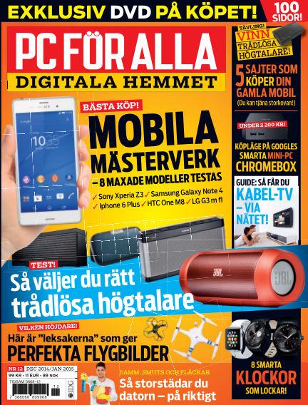 PC för Alla December 09, 2014 00:00