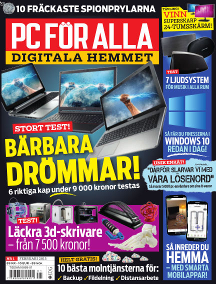 PC för Alla January 13, 2015 00:00
