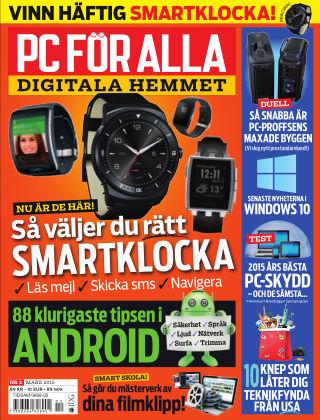 PC för Alla 2015-02-10