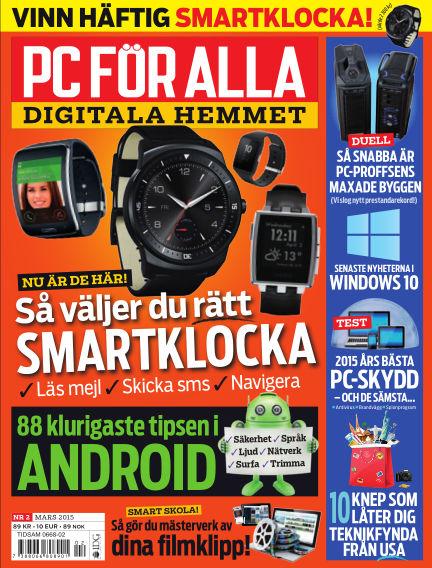 PC för Alla February 10, 2015 00:00