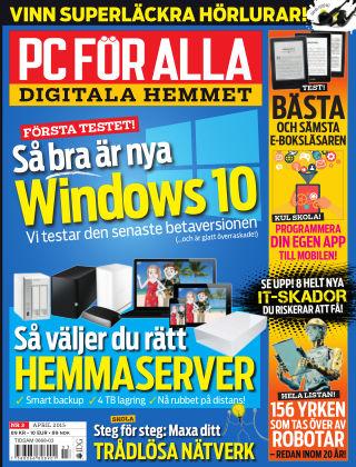 PC för Alla 2015-03-10