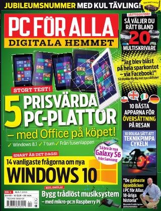 PC för Alla 2015-04-14